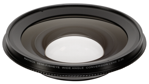Raynox MX 3000 PRO Fisheye Lens 0.3x
