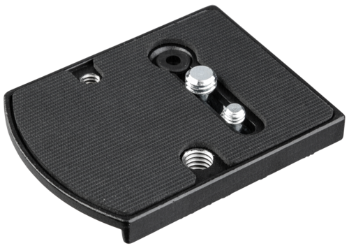 Manfrotto Accessory Plate with 1/4 and 3/8 Screw 410PL
