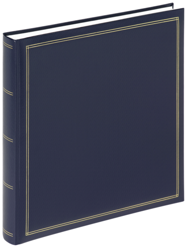 Walther Monza Bookbound Blue - 60 pages