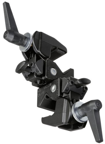 Manfrotto Double Super Clamp 90