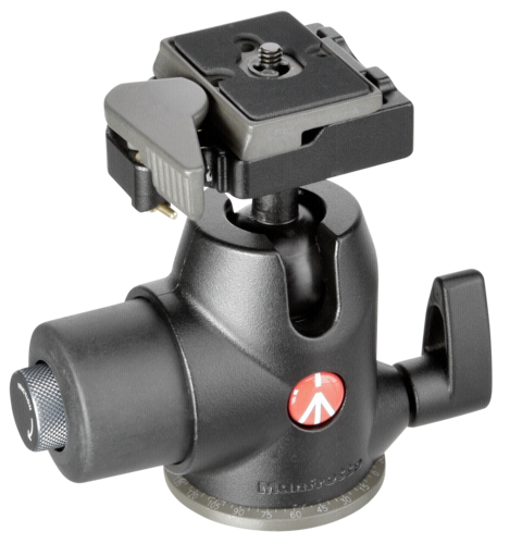 Manfrotto 468MGRC2 Hydrostatic Ball Head with RC2 Quick Release