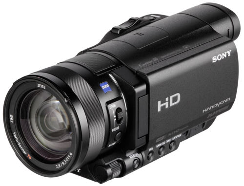 Sony HDR-CX 900 Black