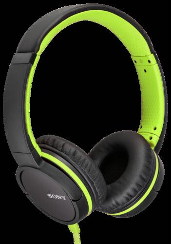 Sony MDR-ZX 660AP Green