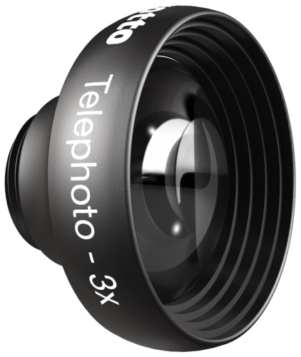 Manfrotto KLYP+ Telephoto Lens 3x