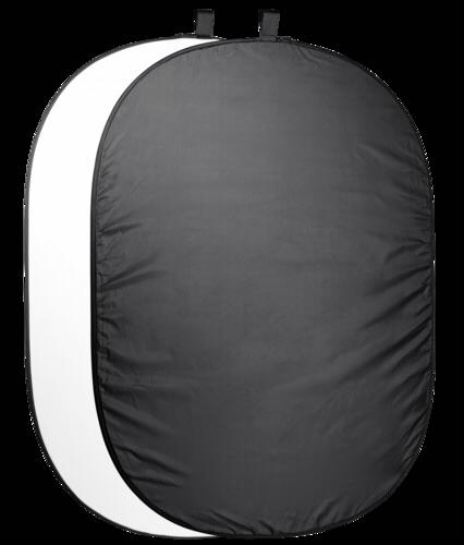 Walimex Foldable 200x230cm Black/White