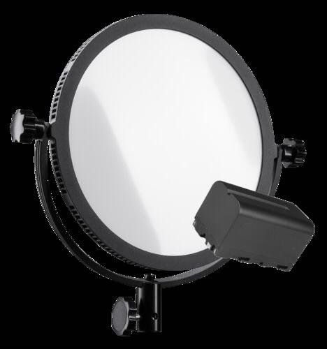 Walimex Pro LED Round 300 Set