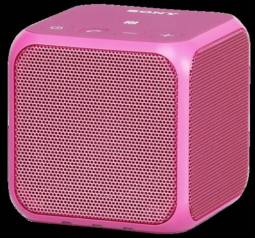 Sony SRS-X11P pink