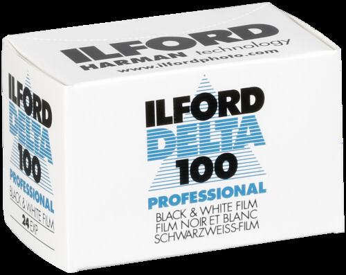 Ilford Delta 100 135/24
