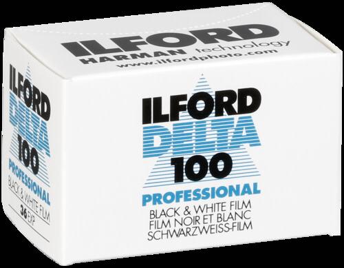 Ilford Delta 100 135/36