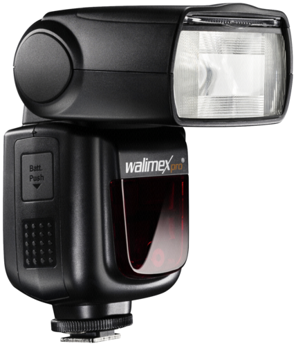 Walimex pro Speedlite 58 Canon HSS E-TTL II LithiumPower