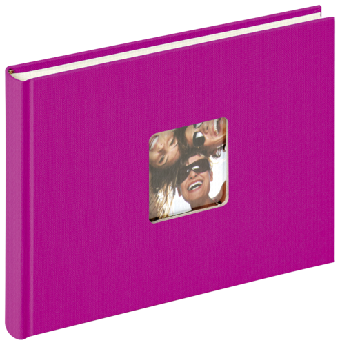 Walther Fun pink 22x16 40 Pages Bookbound FA207Q
