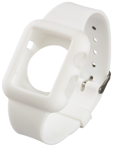 Hama Watchband Silicone for Apple Watch 42mm white
