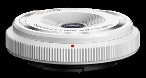 Olympus BCL-0908 Body Cap Lens White