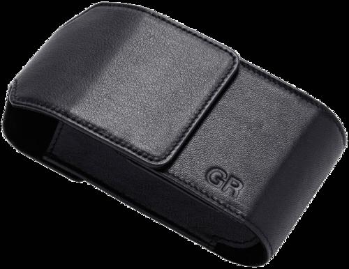 Ricoh GC-6 Leather Case Black