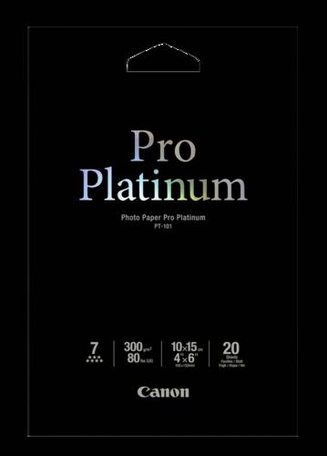 Canon PT-101 Pro Platinum 10x15cm 300gr (20 sheets)
