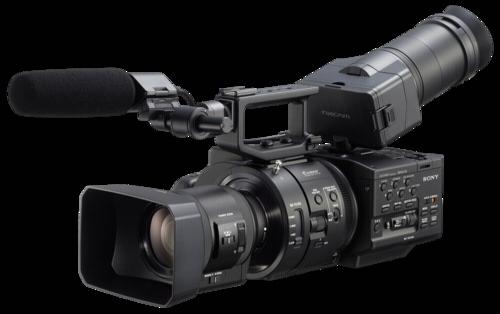 Sony NEX-FS 700 RH Lens Profi