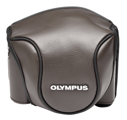 Olympus CSCH-118 Leather Brown