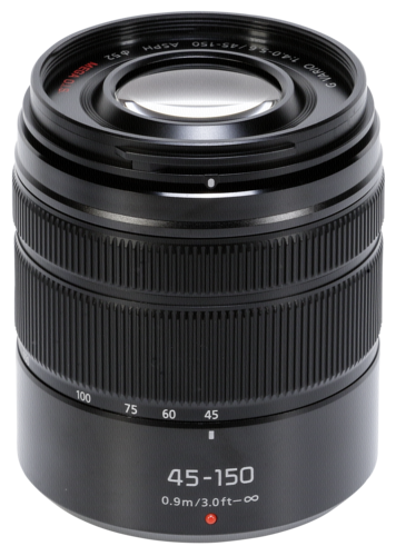 Panasonic Lumix G Vario 45-150mm f/4.5-6 OIS