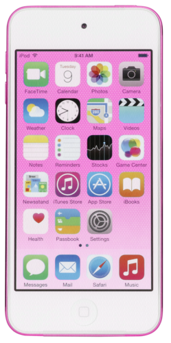 Apple iPod Touch 32GB Pink 6th Gen.