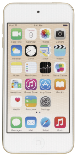 Apple iPod Touch 32GB Gold 6th Gen.