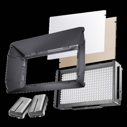 Walimex Pro LED Photo/Video Square 312D
