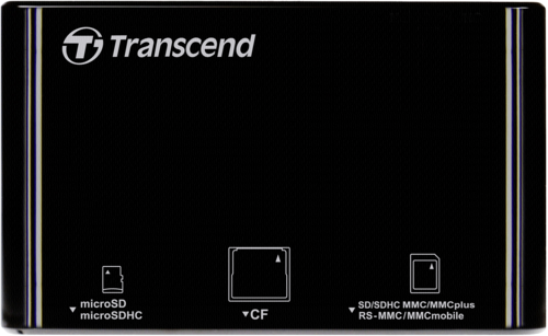 Transcend Multi Card Reader P8 Black