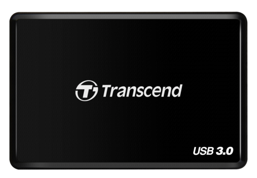 Transcend Multi Card Reader RDF8 black USB 3.0