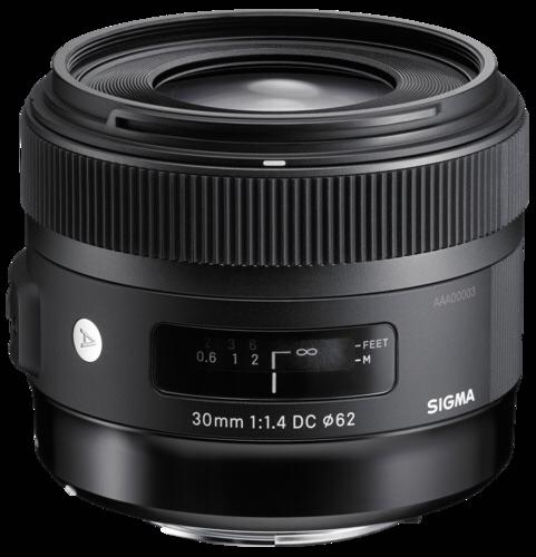 Sigma 30mm f/1.4 DC HSM Nikon