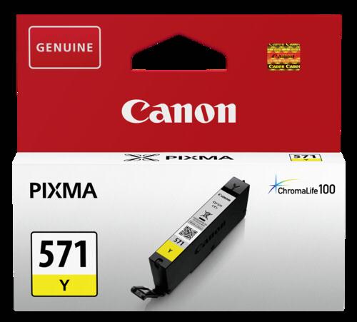 Canon CLI-571 Y Yellow