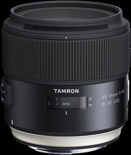 Tamron SP AF 35mm f/1.8 DI VC USD Canon