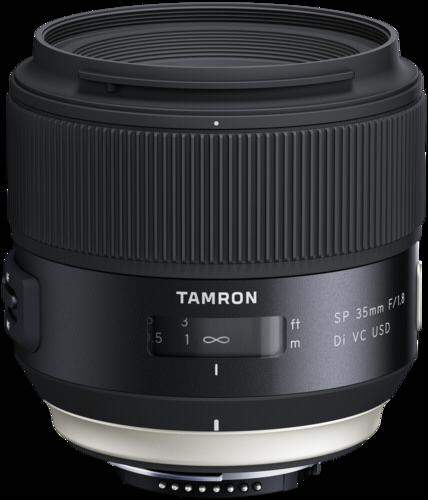 Tamron SP AF 35mm f/1.8 DI VC USD Nikon