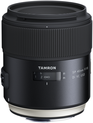 Tamron SP AF 45mm f/1.8 DI VC USD Canon