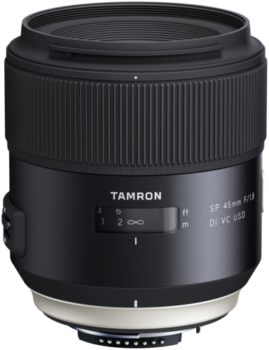 Tamron SP AF 45mm f/1.8 DI VC USD Nikon