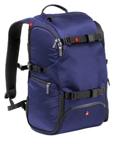 Manfrotto Advanced Travel Backpack Blue