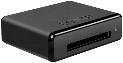 Lexar Workflow Card Reader CF CFR1 Professional USB 3.0
