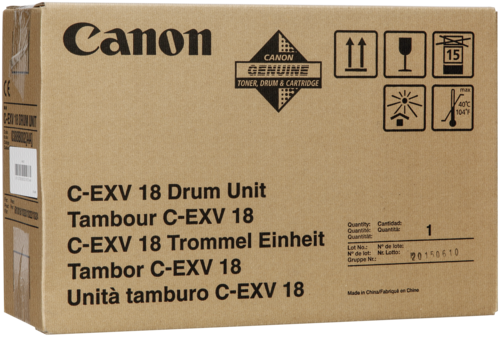 Canon Trommel C-EXV 18