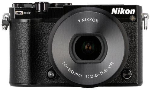 Nikon 1 J5 Kit 10-30mm Black