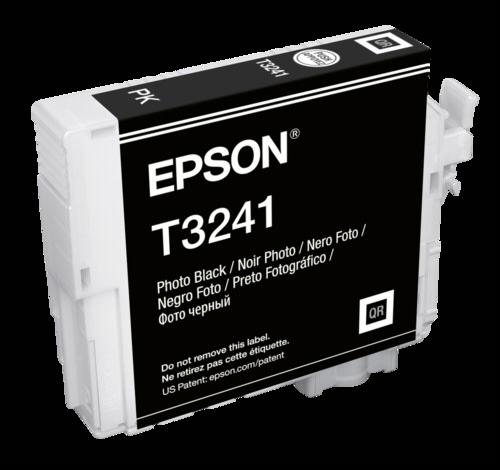 Epson Cartridge T3241 Photo Black
