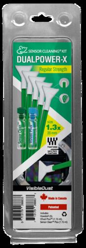 Visible Dust Sensor Cleaning DUALPOWER-X Regular Strength 1.3x