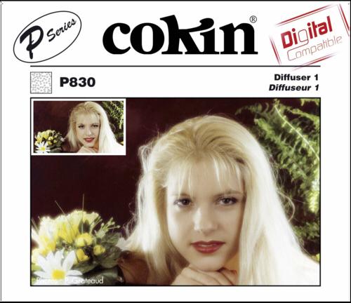 Cokin P830 Diffuser 1 Effect Resin Filter