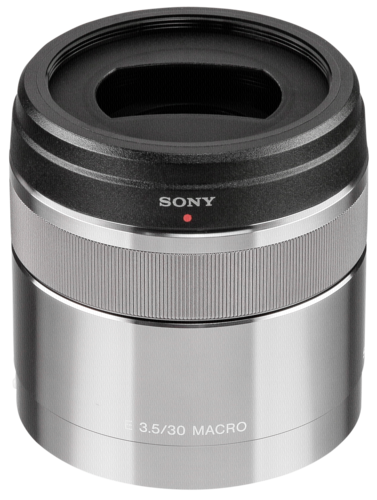 Sony E-Mount 30mm f/3.5