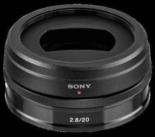 Sony E-Mount 20mm f/2.8