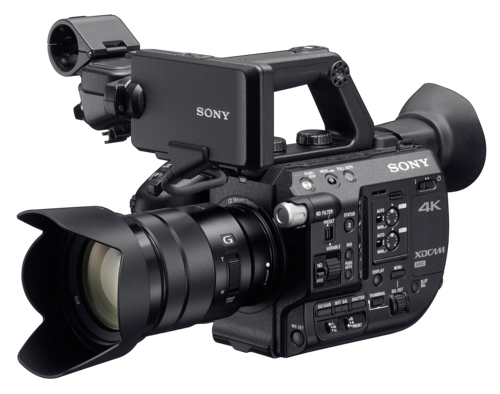 Sony PXW-FS5 Kit Profi