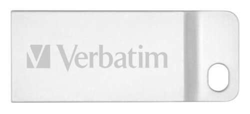 Verbatim Metal Executive 16GB USB 2.0 Silver