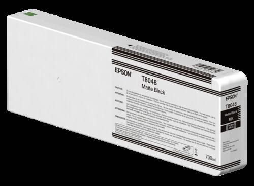 Epson Cartridge T8048 UltraChrome HDX/HD Matt Black