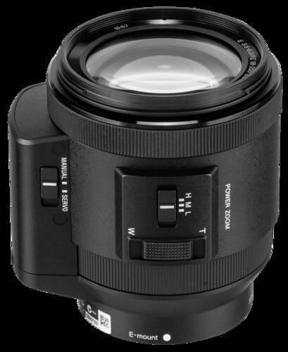 Sony E-Mount 18-200mm f/3.5-6.3 Black
