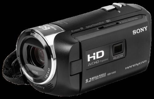 Sony HDR-PJ 410 Black