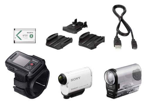 Sony HDR-AS 200VR Remote Kit
