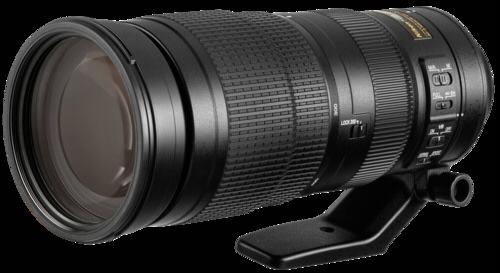 Nikon AF-S 200-500mm f/5.6 ED VR