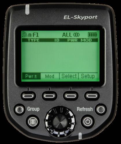 Elinchrom Skyport Transmitter Plus HS Nikon